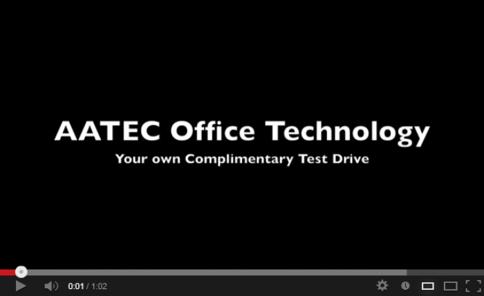 AATEC Office Technology - Test Drive